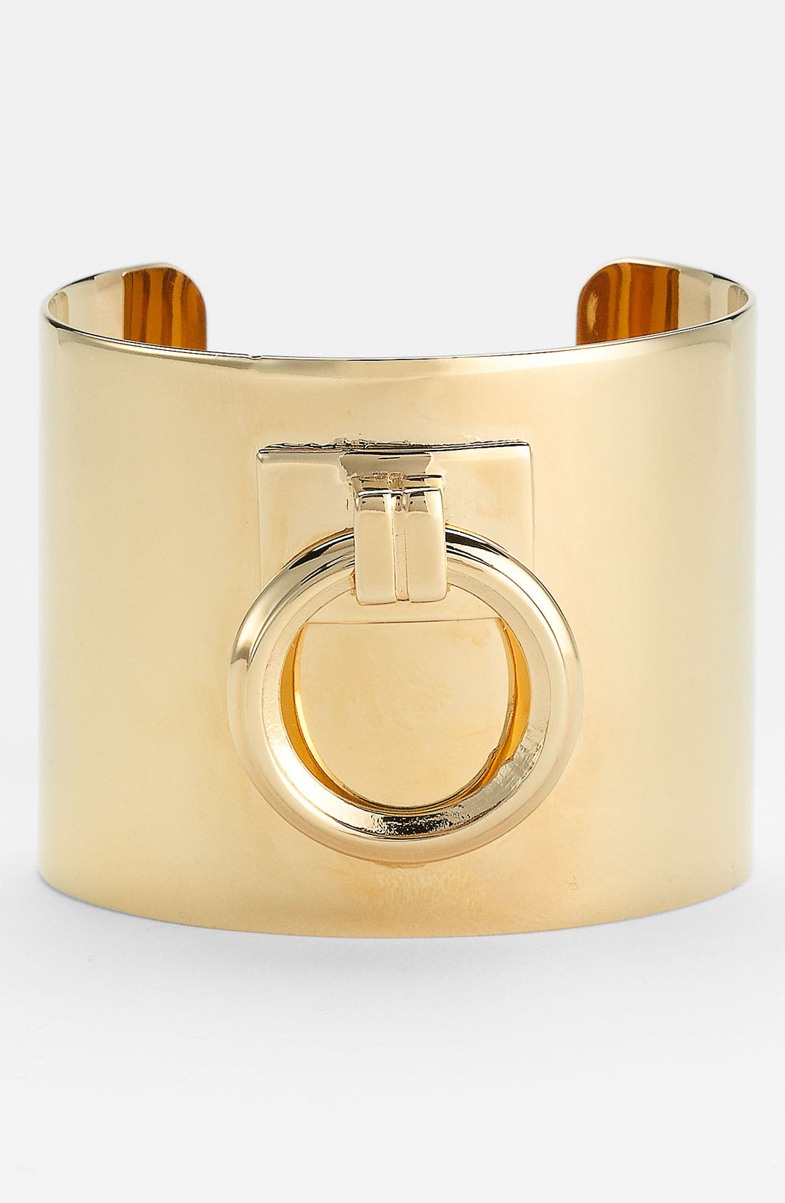 Alternate Image 1 Selected - Tory Burch 'Door Knocker' Cuff