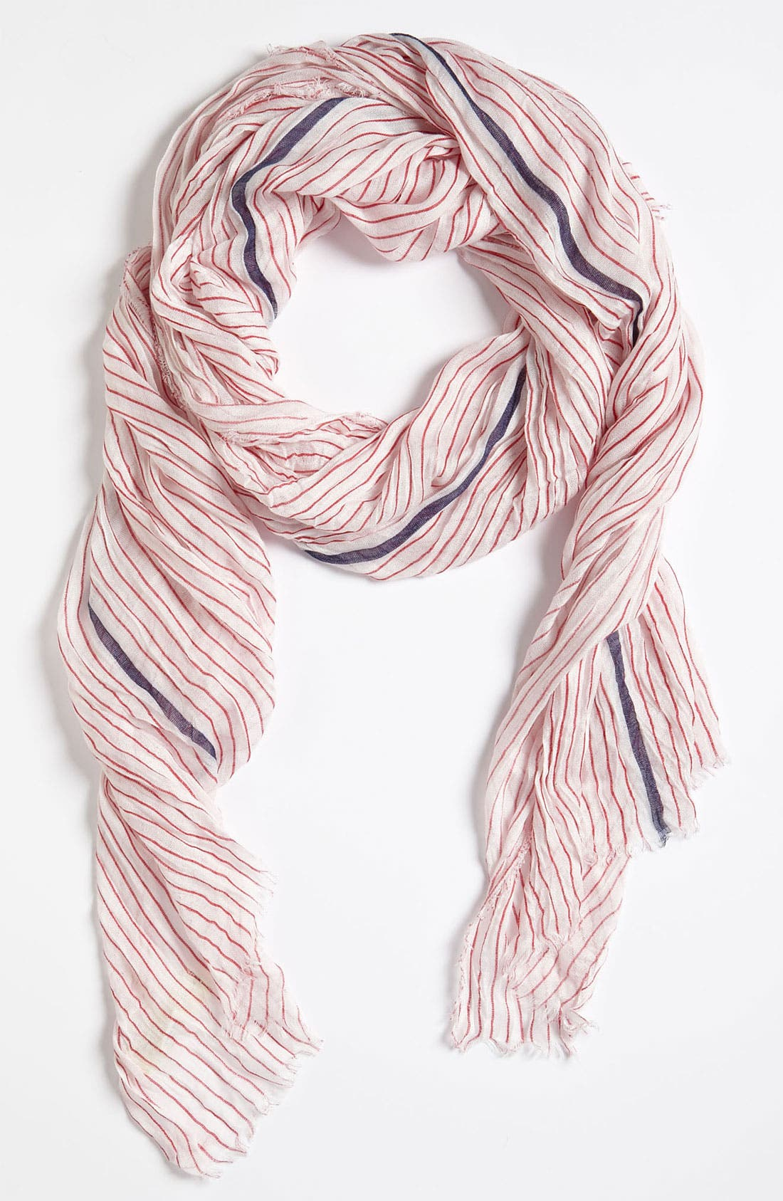 Alternate Image 1 Selected - rag & bone 'Skinny Stripe' Scarf
