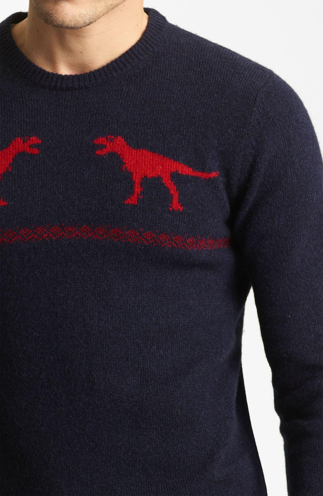 Alternate Image 3  - Jil Sander Crewneck Sweater