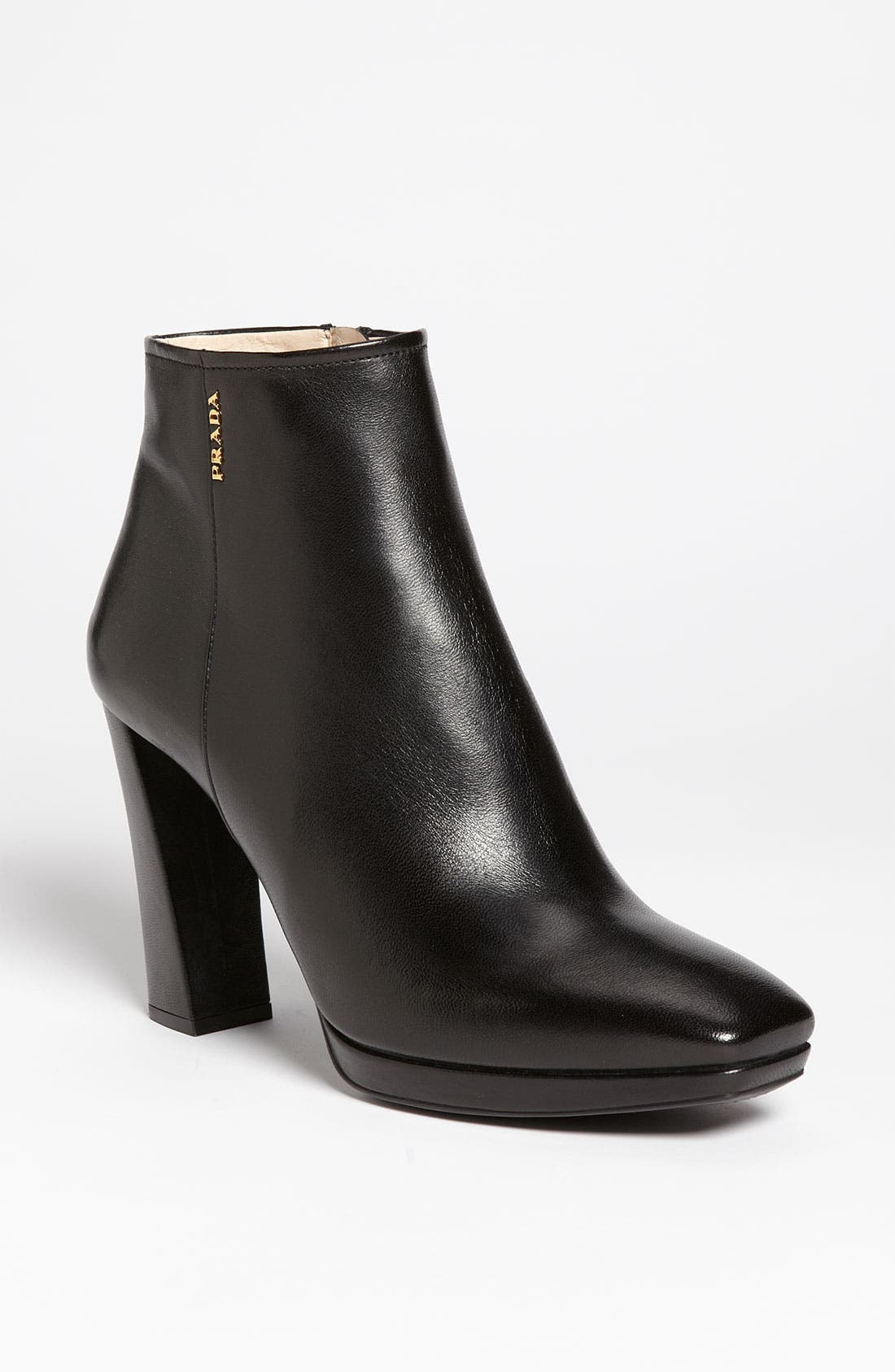 Alternate Image 1 Selected - Prada Ankle Bootie