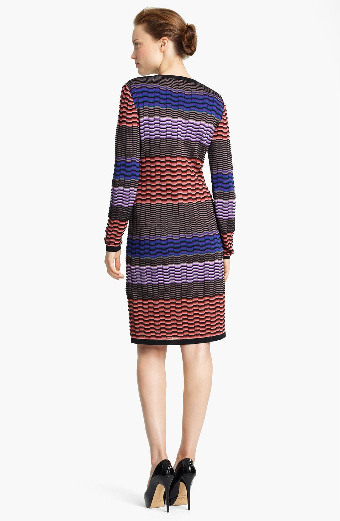 Alternate Image 2  - Missoni Long Knit Cardigan