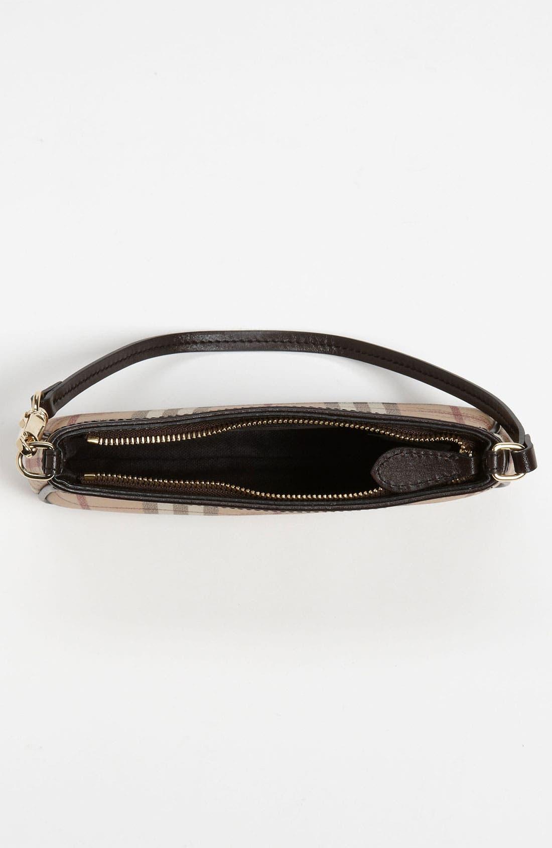 Alternate Image 3  - Burberry 'Haymarket Check' Mini Shoulder Bag
