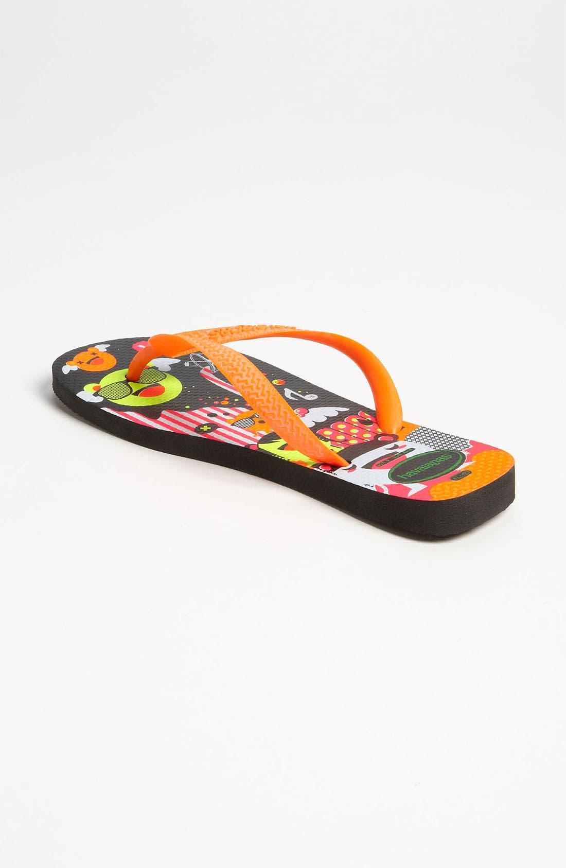 Alternate Image 2  - Havaianas 'Fun' Flip Flop (Women)