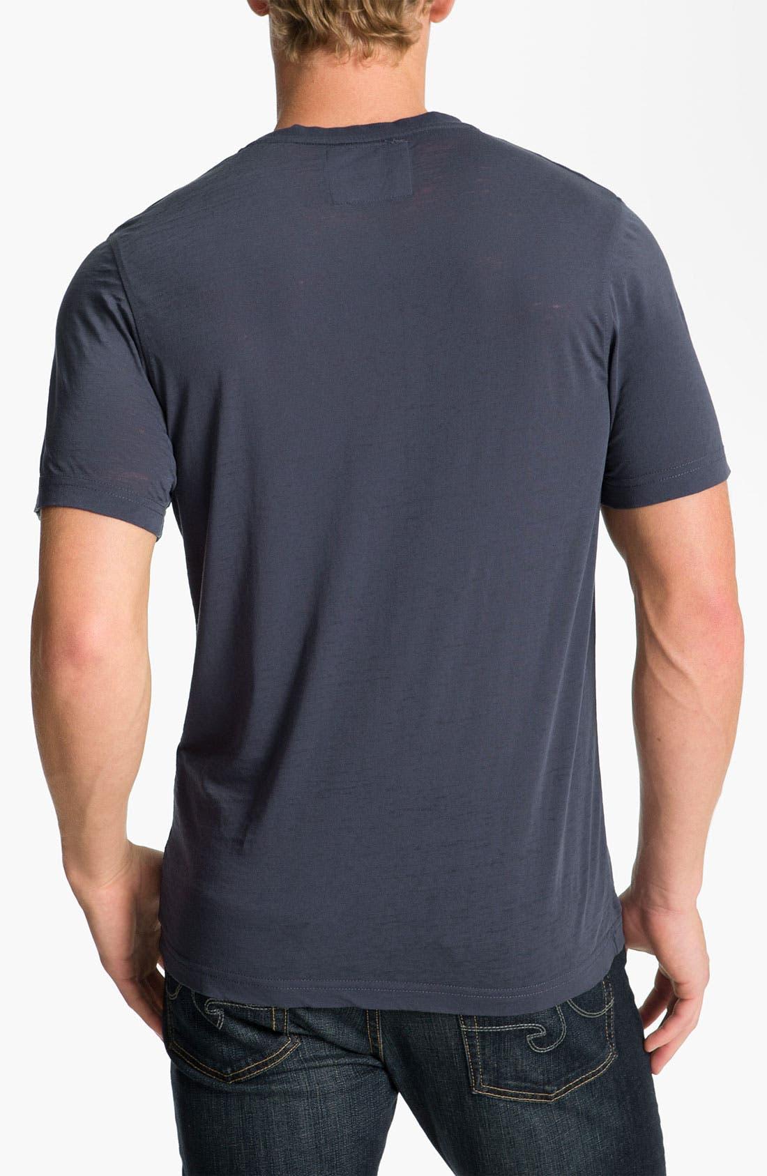Alternate Image 2  - Red Jacket 'White Sox - Greenwood' T-Shirt