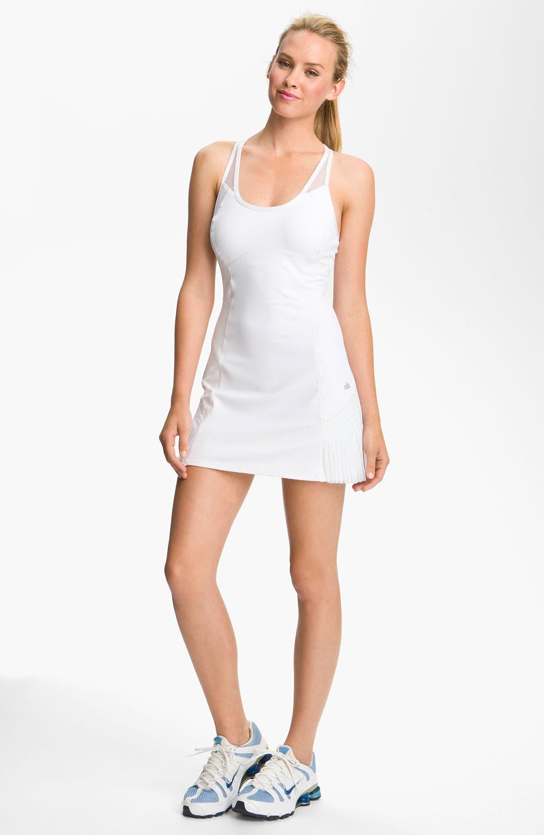 Alternate Image 1 Selected - Alo 'Best on Court' Dress