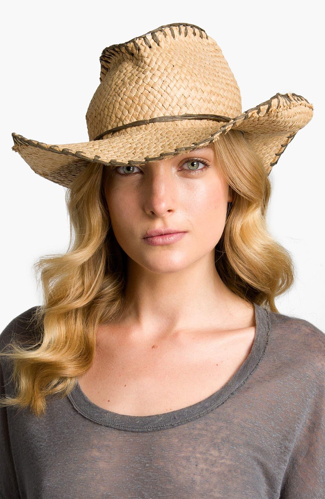 Alternate Image 2  - San Diego Hat Cowgirl Hat