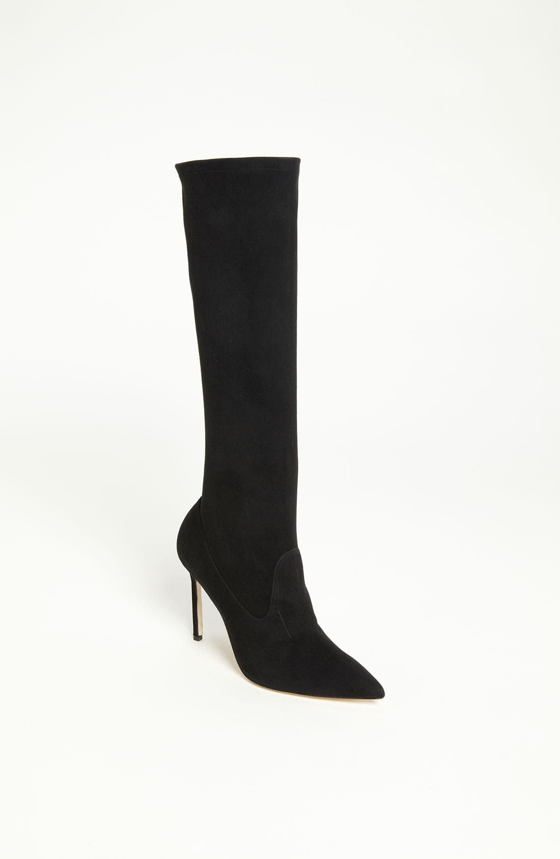 Main Image - Manolo Blahnik 'Pascalare' Tall Boot