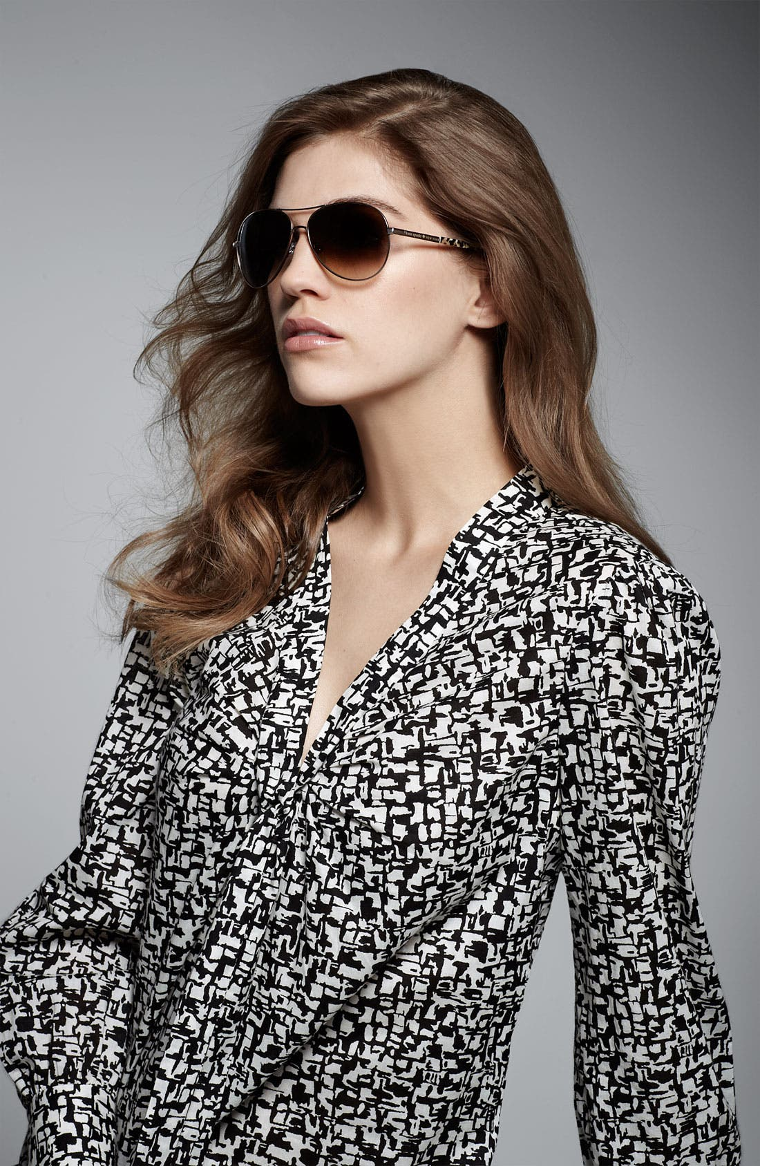 Alternate Image 7  - kate spade new york 'reade' blouse