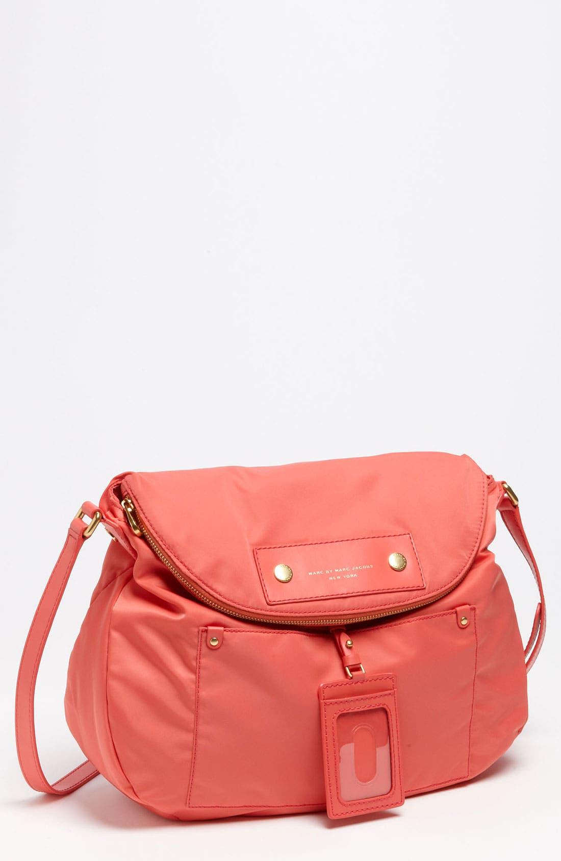 Main Image - MARC BY MARC JACOBS 'Preppy Nylon Sasha' Crossbody Bag