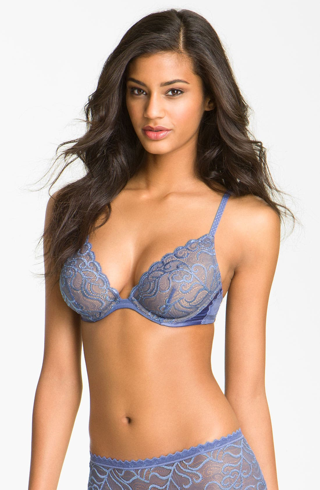 Main Image - Miss Studio by La Perla 'Shining Night' Underwire Bra