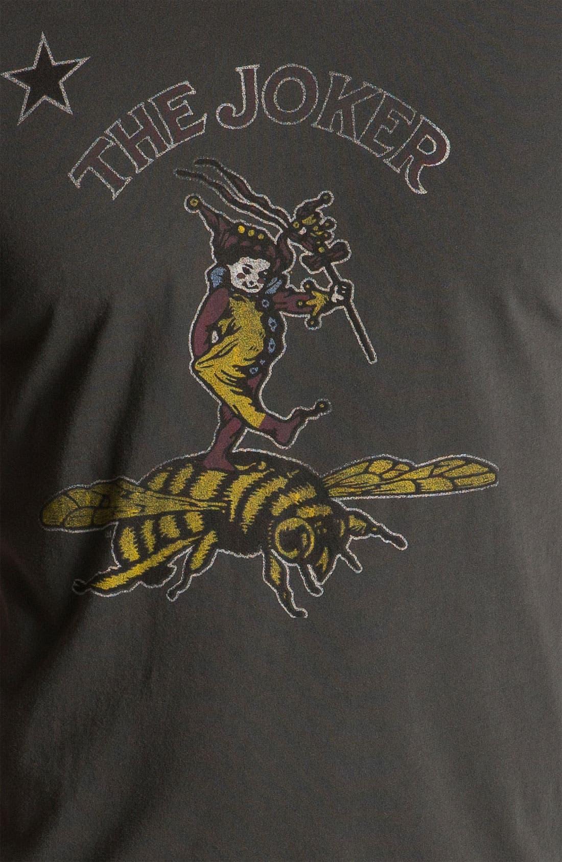 Alternate Image 3  - Jacks & Jokers 'Joker Bee' T-Shirt