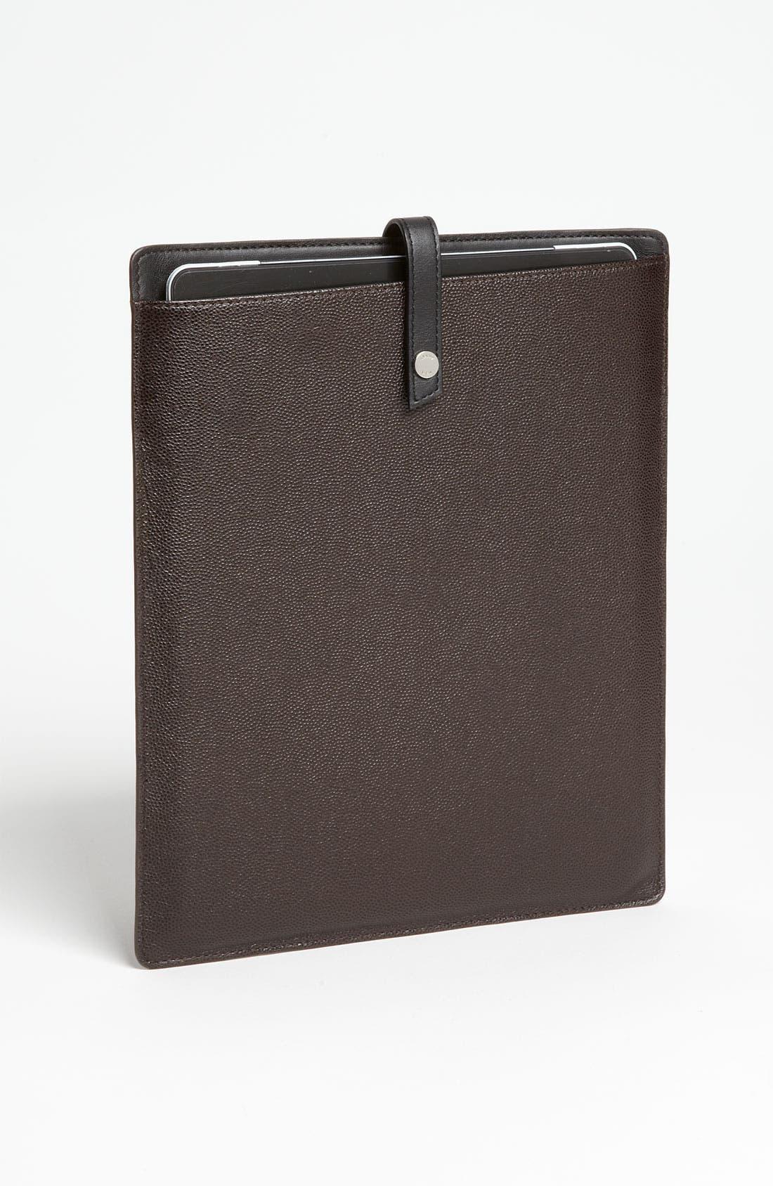 Main Image - WANT Les Essentiels de la Vie 'Capital' iPad 2 Leather Sleeve
