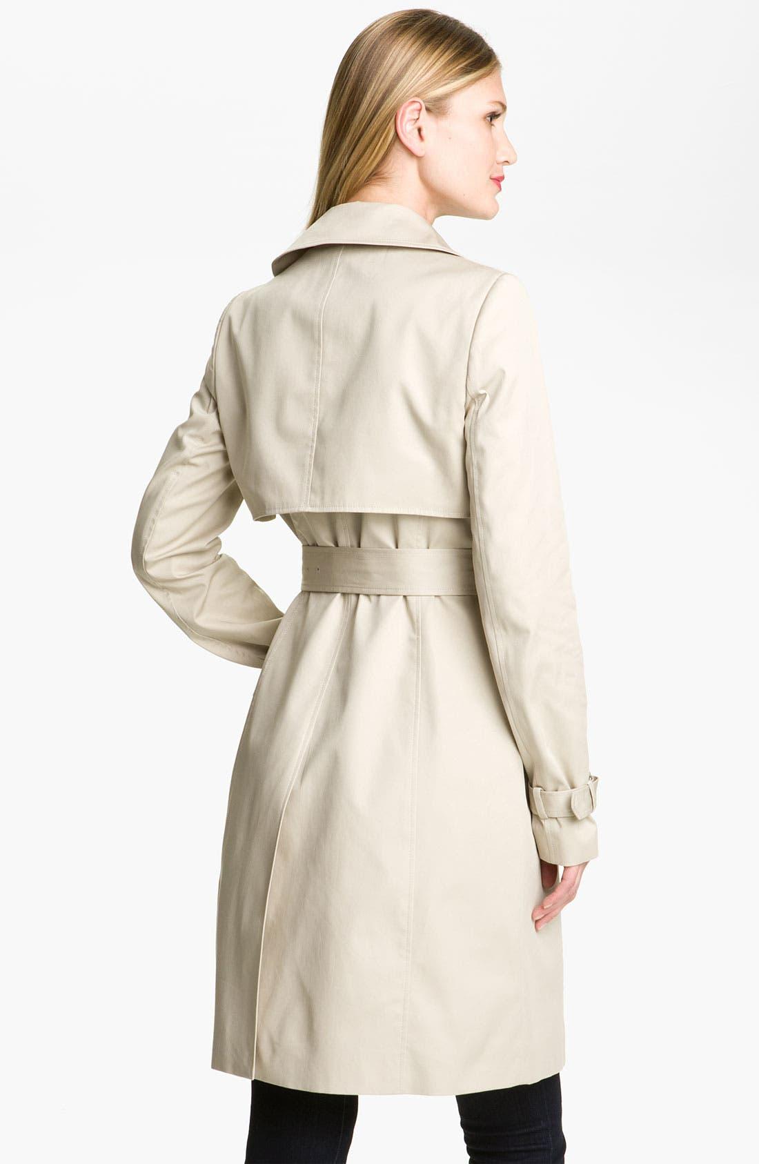Alternate Image 2  - Theory 'Giora - Primus' Trench Coat