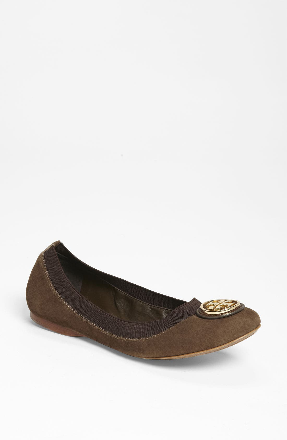 Alternate Image 1 Selected - Tory Burch 'Caroline 2' Flat