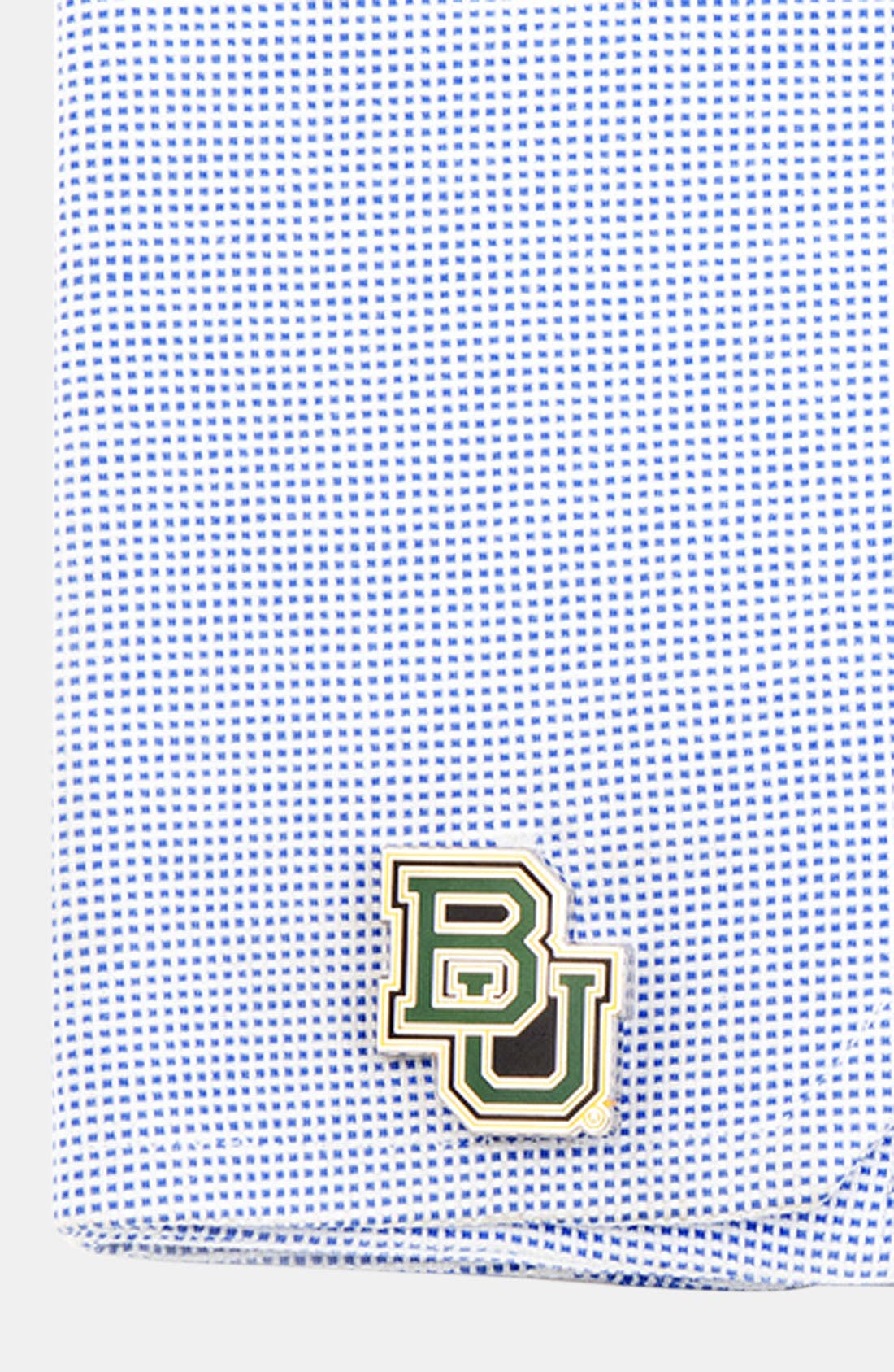 Alternate Image 2  - Cufflinks, Inc. 'Baylor Bears' Cuff Links