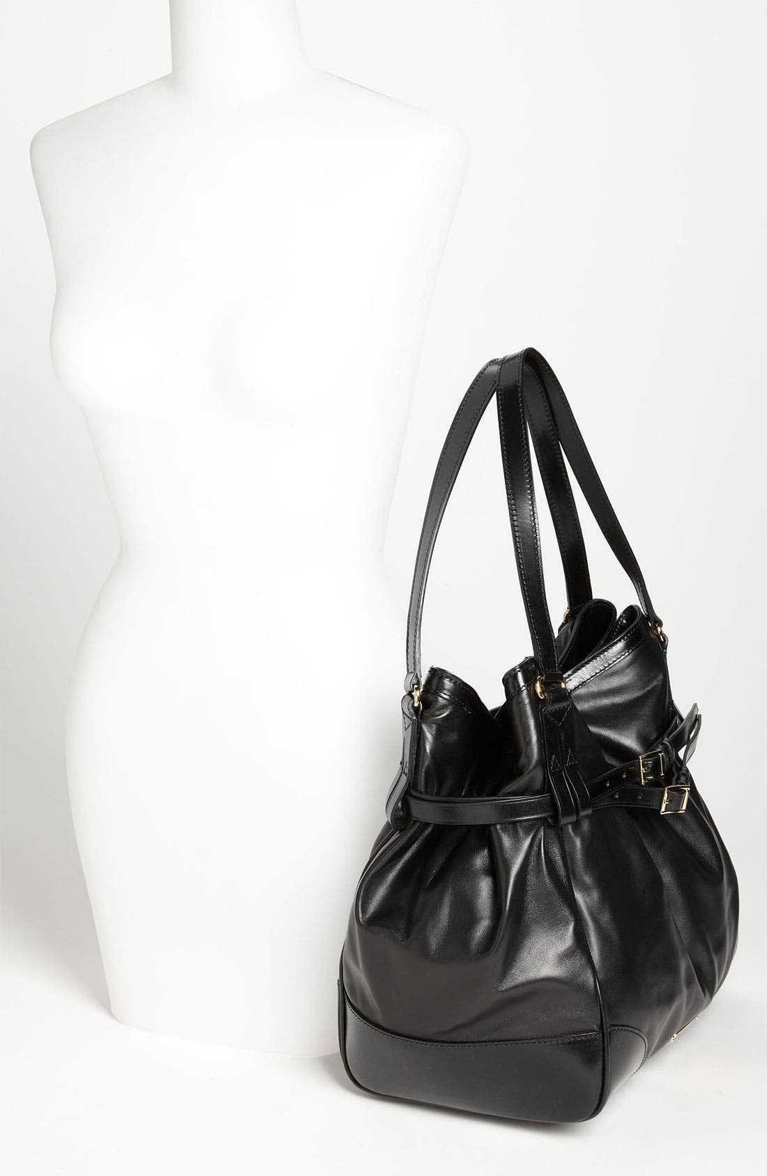Alternate Image 2  - Burberry Leather Tote