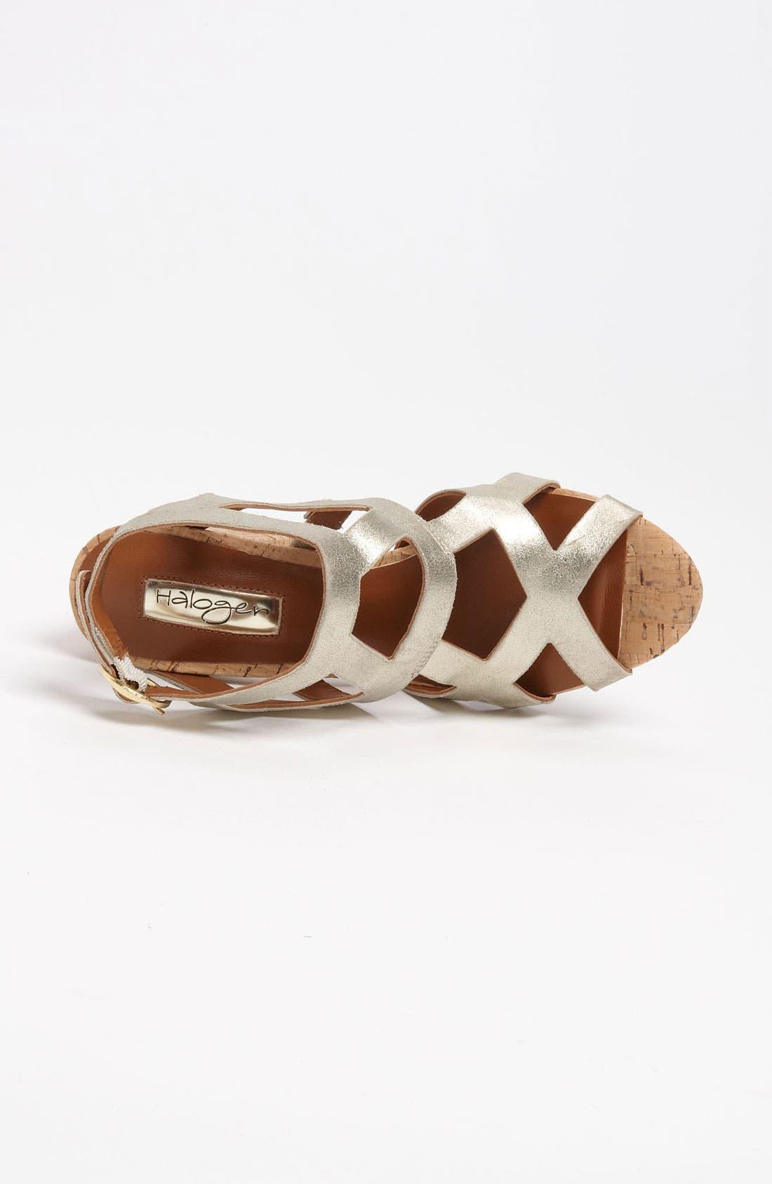 Alternate Image 3  - Halogen® 'Gracey' Sandal
