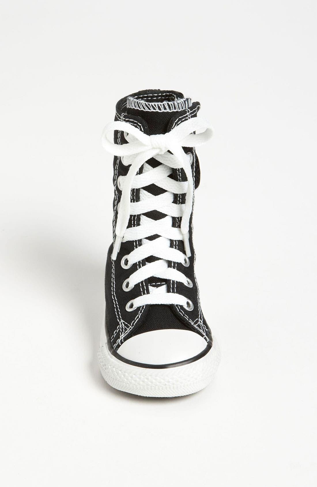 Alternate Image 3  - Converse 'X-HI' Tall Sneaker (Baby, Walker & Toddler)