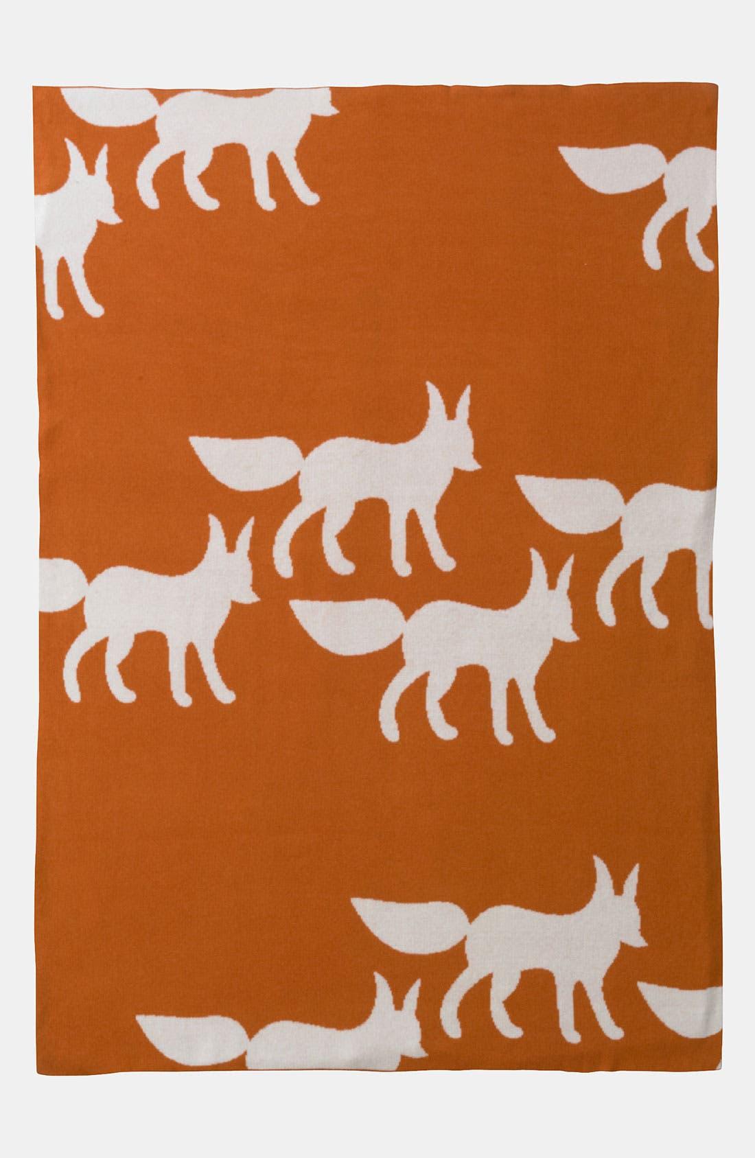 Main Image - DwellStudio Graphic Knit Blanket