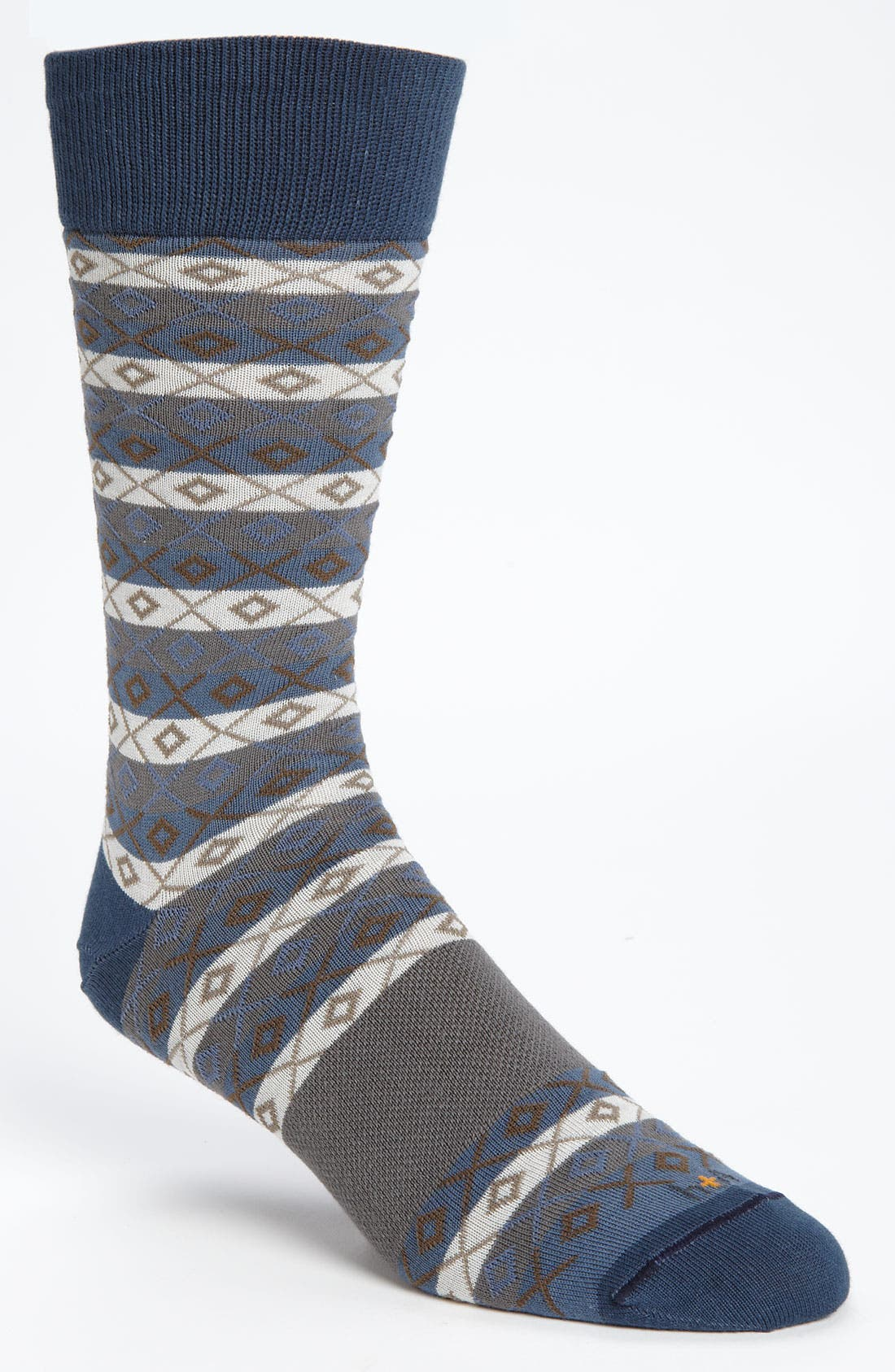 Alternate Image 1 Selected - hook + ALBERT Fair Isle Socks