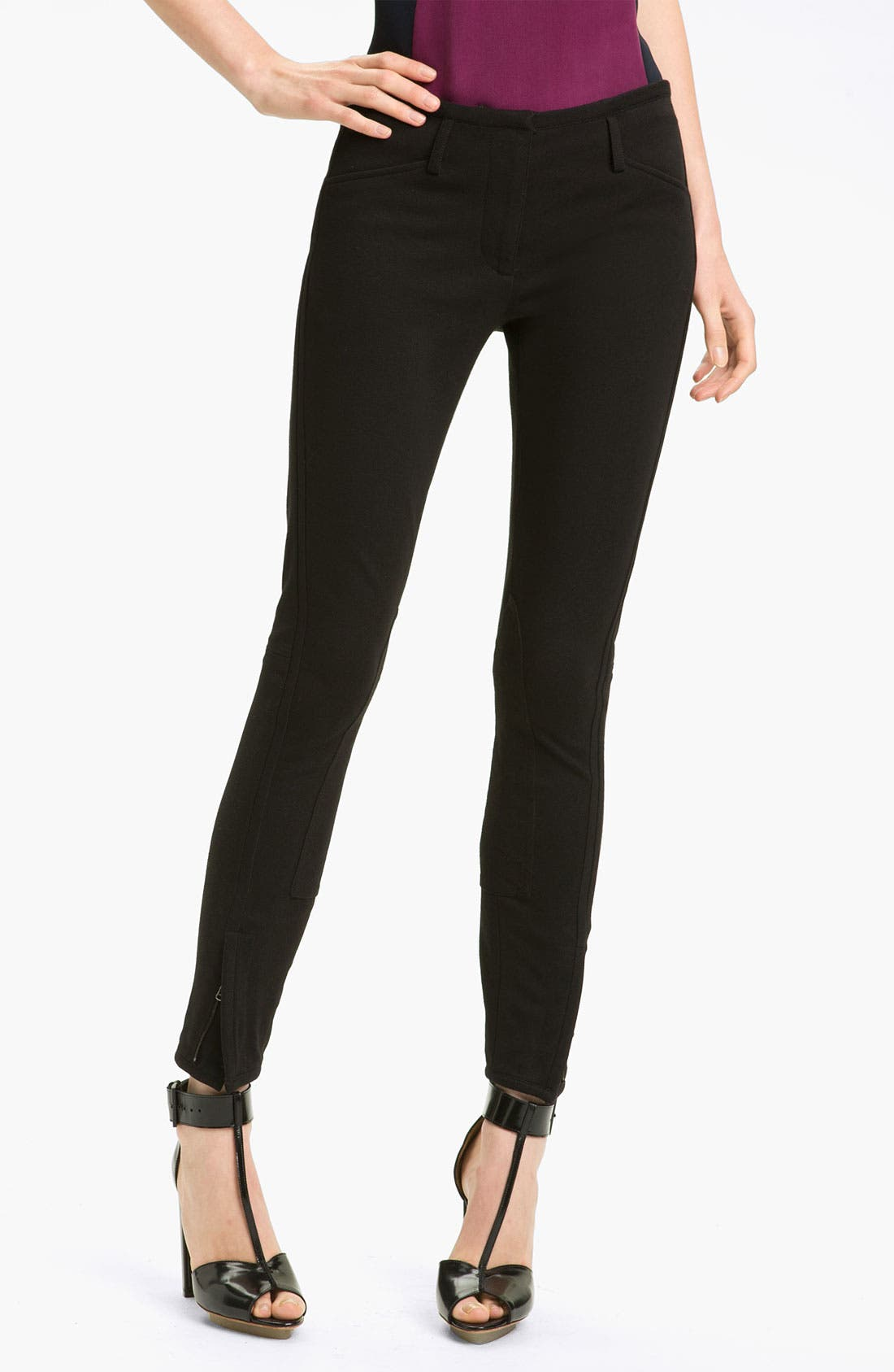Alternate Image 1 Selected - 3.1 Phillip Lim Crop Trousers
