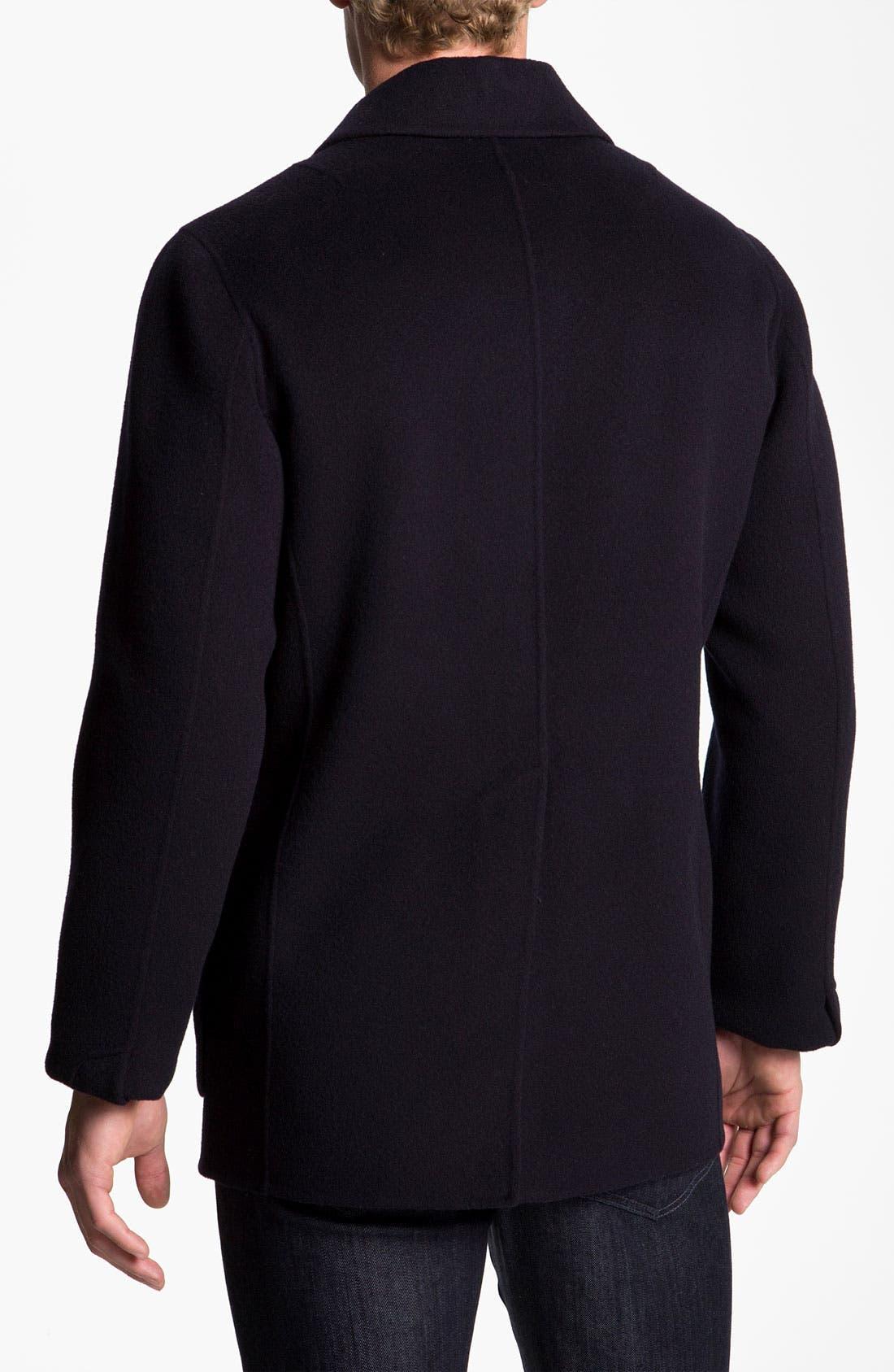 Alternate Image 2  - Vince Wool Blend Worker Jacket