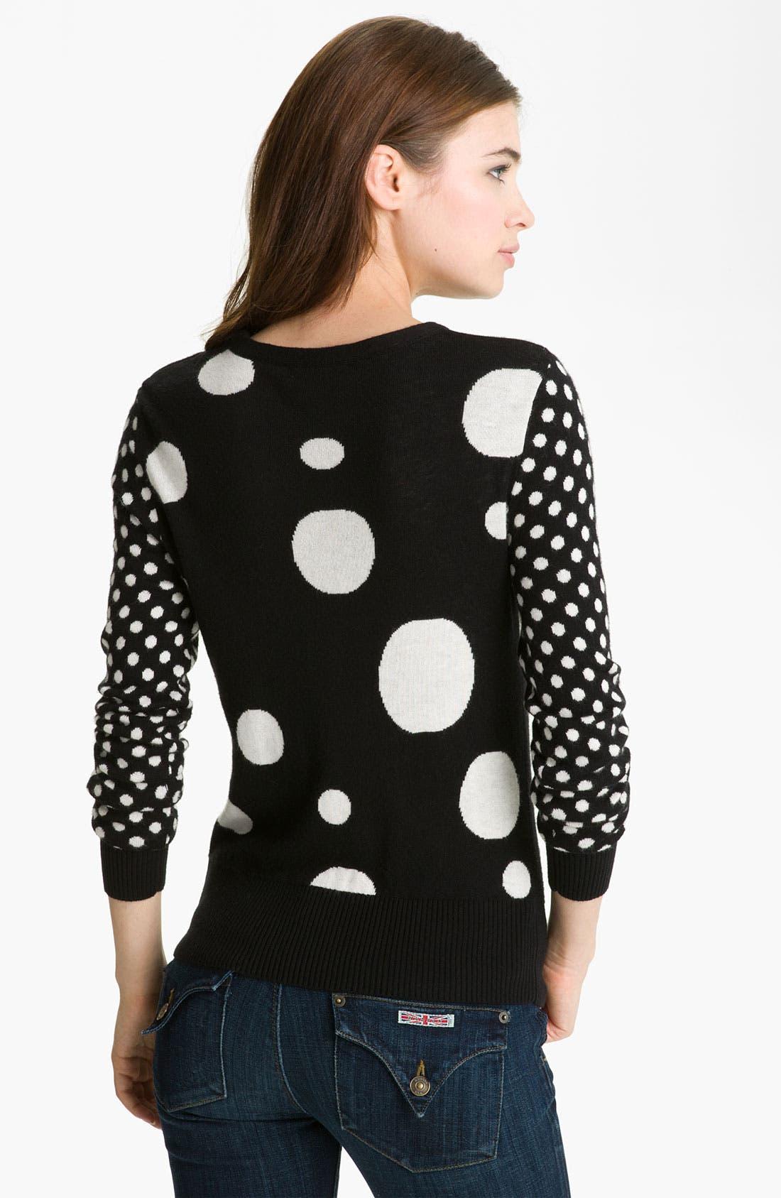 Alternate Image 2  - Remain Polka Dot Sweater
