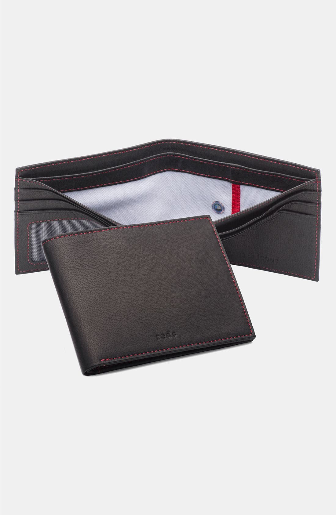 Main Image - Tokens & Icons 'Cincinnati Reds' MLB™ Game-Used-Uniform Wallet