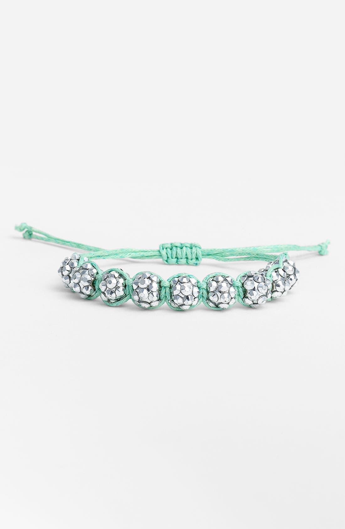 Main Image - Carole 'Disco Ball' Friendship Bracelet