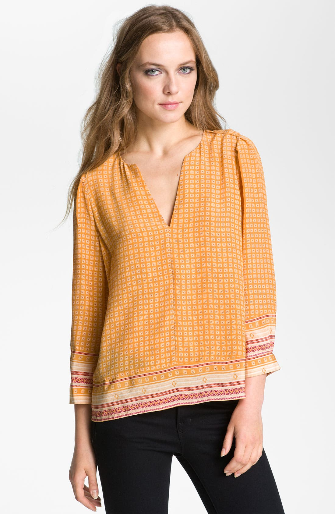 Alternate Image 1 Selected - Joie 'Amy' Silk Top