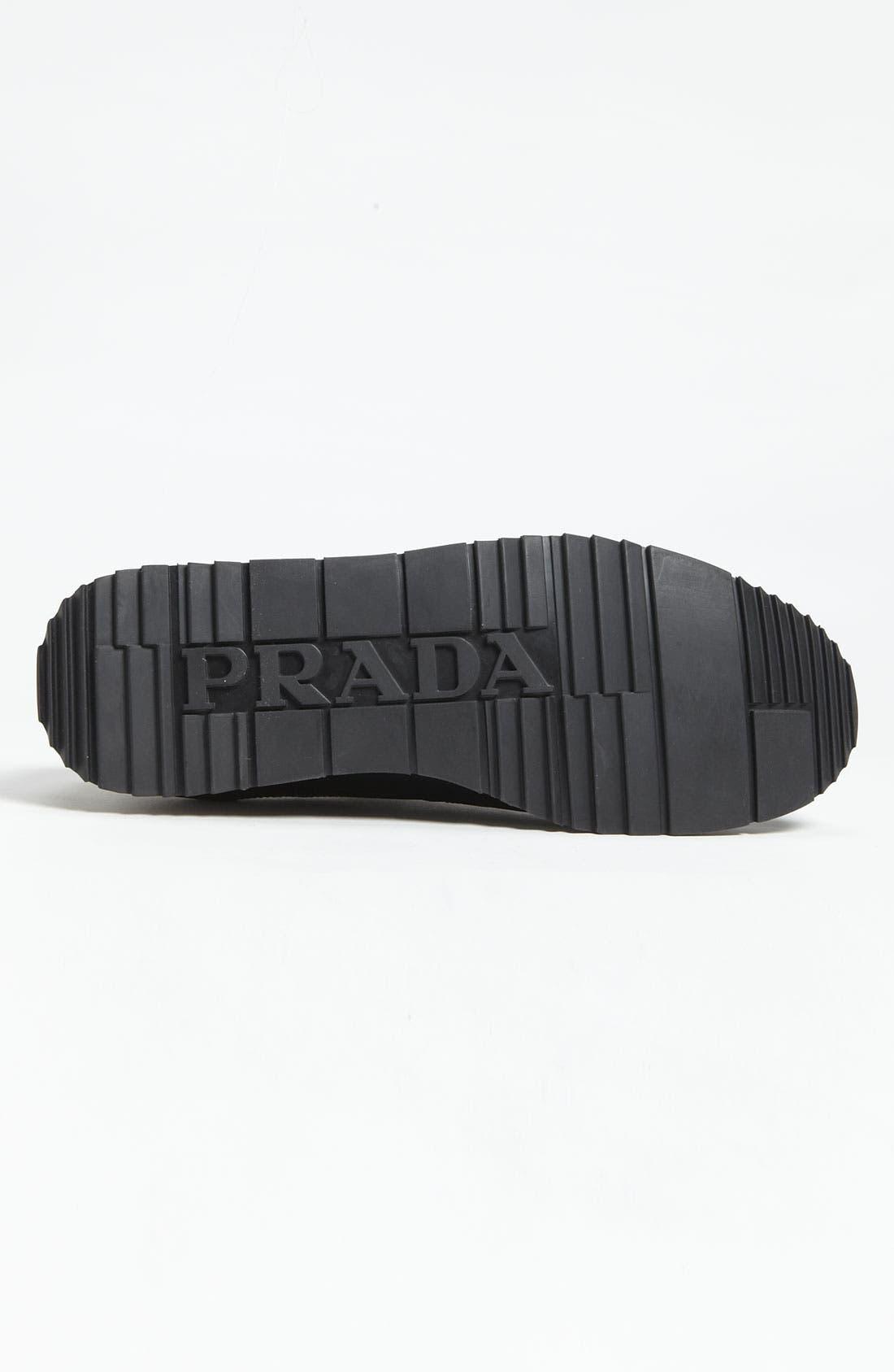 Alternate Image 4  - Prada Double Sole Brogue Sneaker