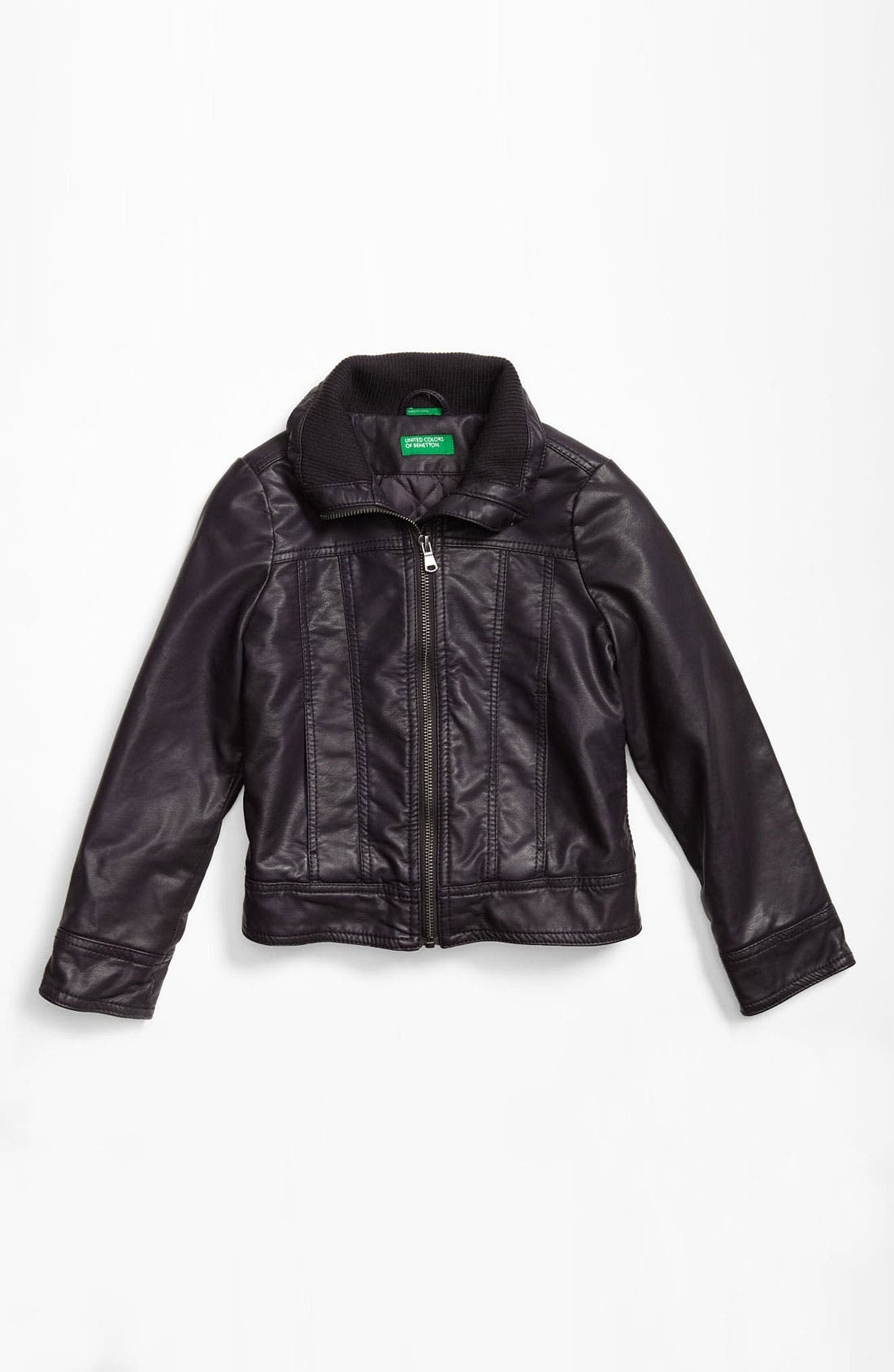 Alternate Image 1 Selected - United Colors of Benetton Kids Jacket (Little Girls & Big Girls)