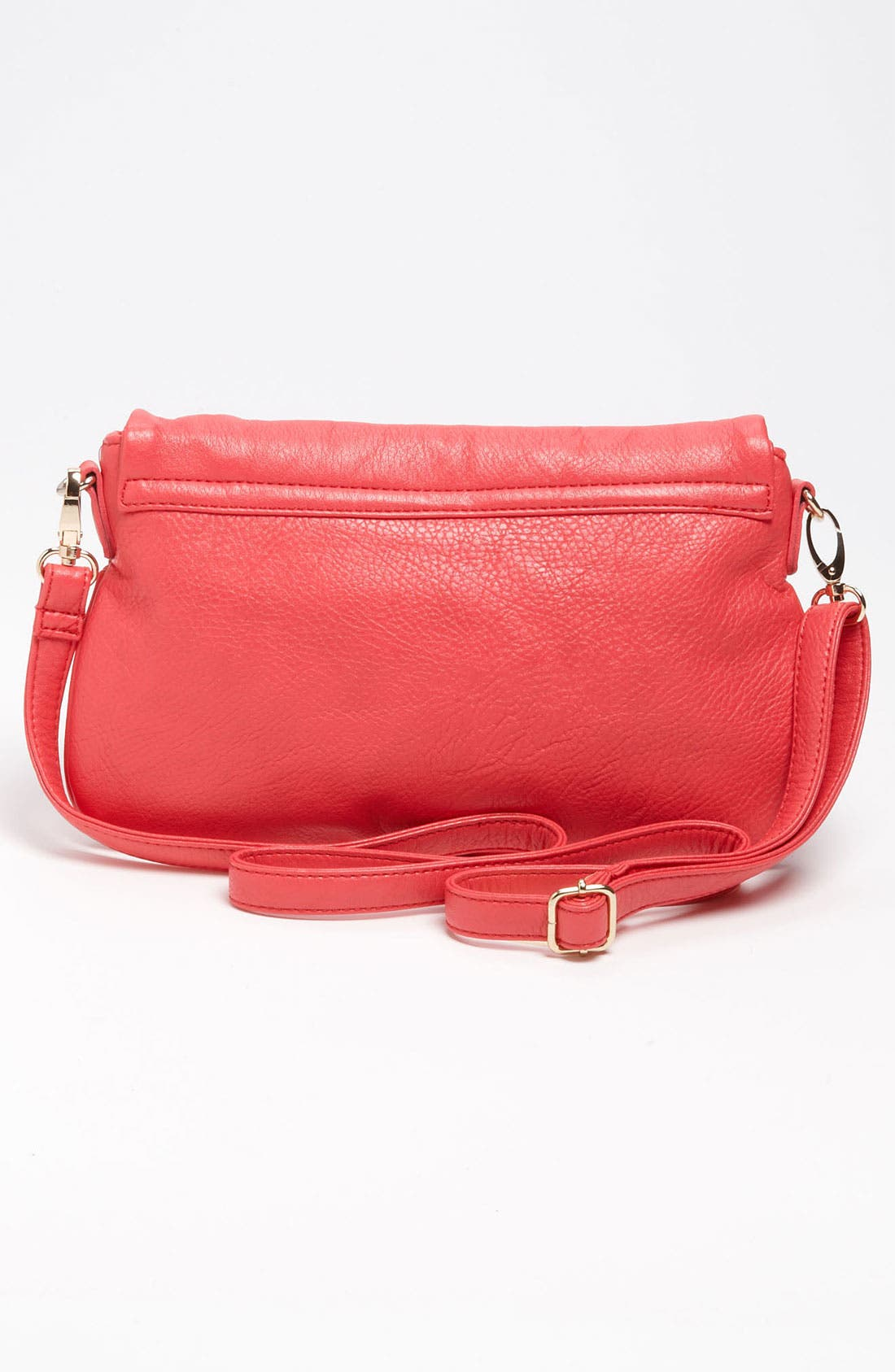Alternate Image 4  - Street Level Convertible Crossbody Envelope Bag