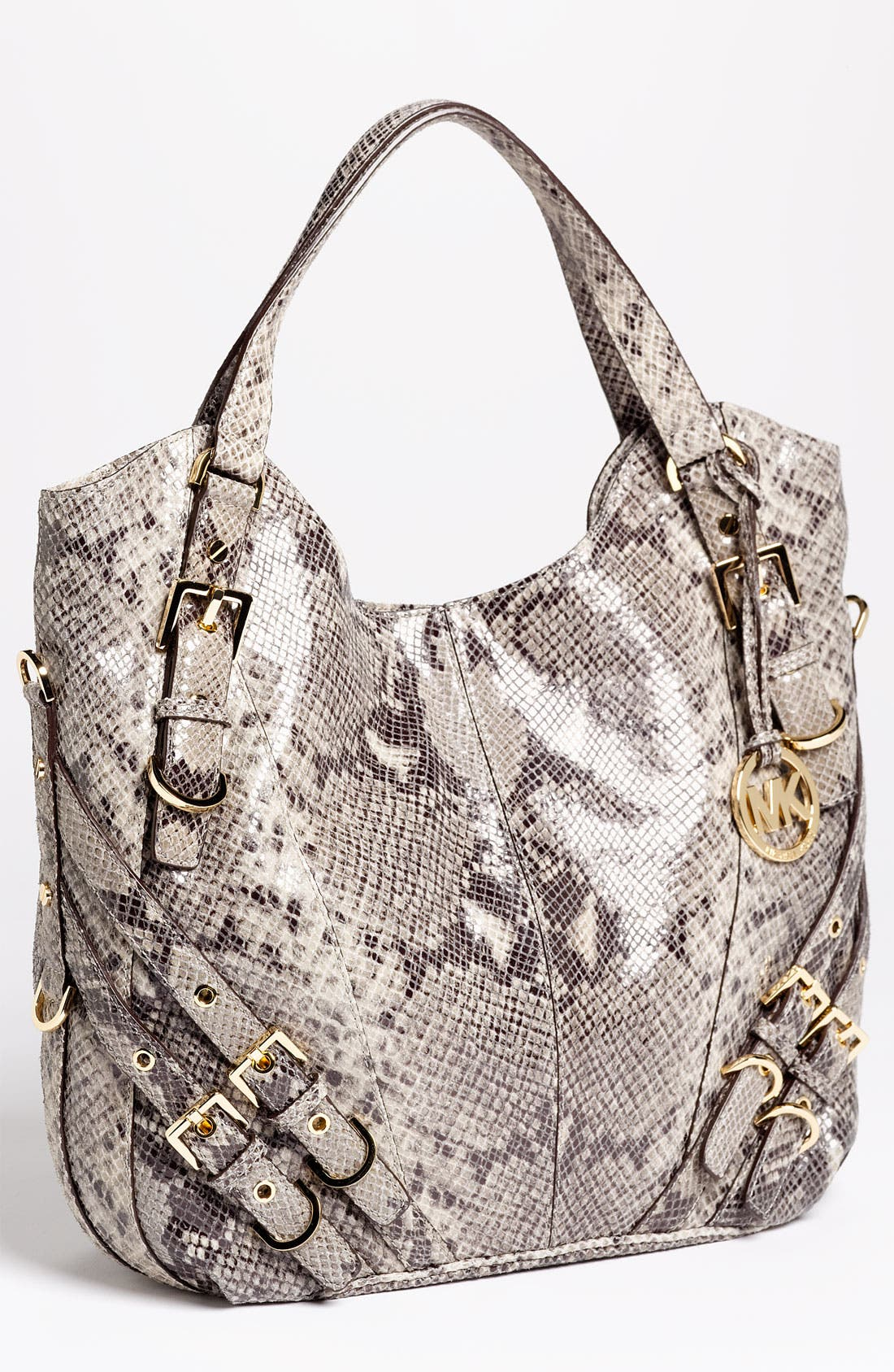Alternate Image 1 Selected - MICHAEL Michael Kors 'Milo' Shoulder Tote