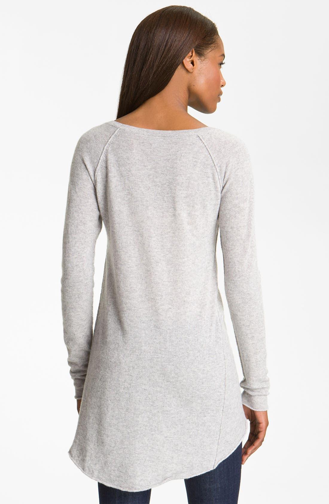 Alternate Image 2  - autumn cashmere Sweatshirt