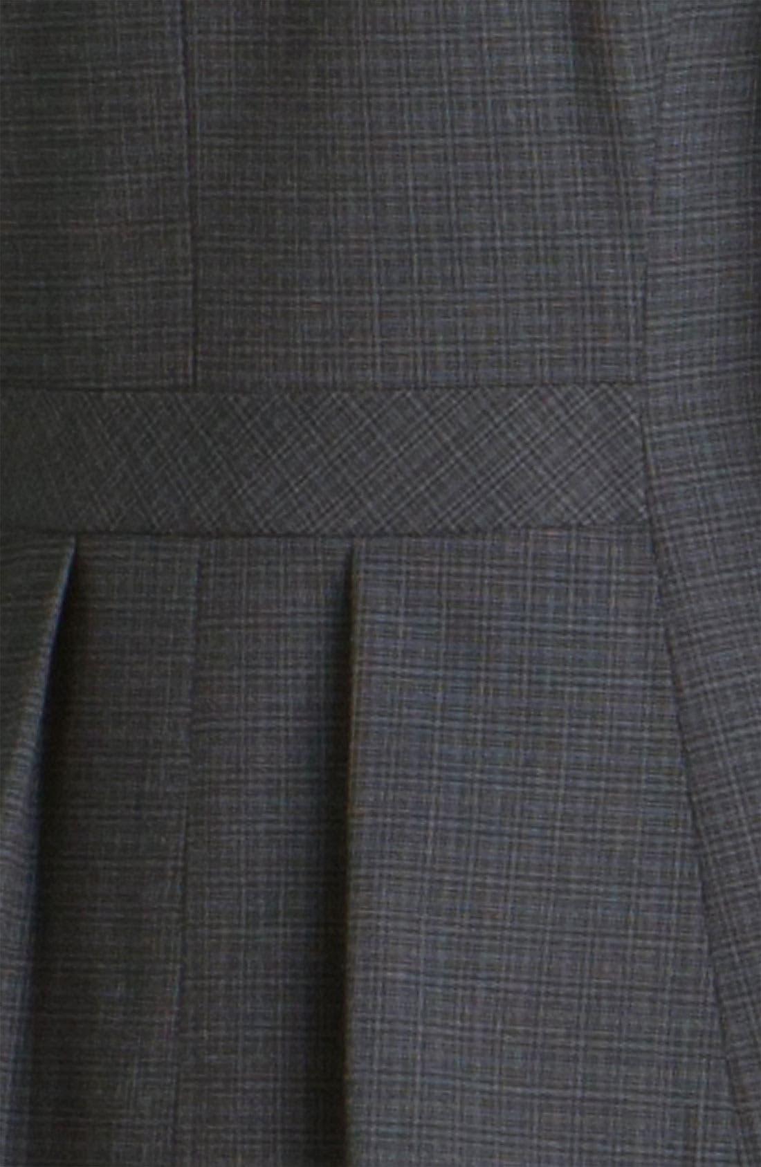 Alternate Image 3  - Halogen® Double Check Pattern Jacket