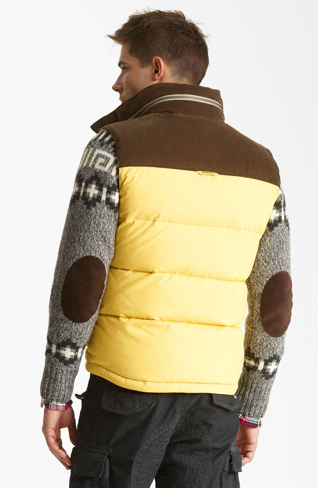 Alternate Image 2  - Gant by Michael Bastian Down Vest
