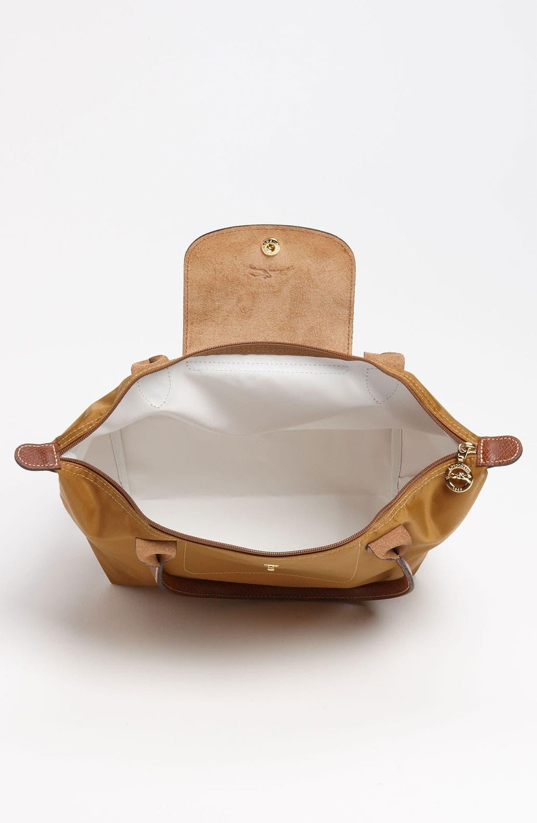 Alternate Image 3  - Longchamp 'Le Pliage - Small Shopping Bag'