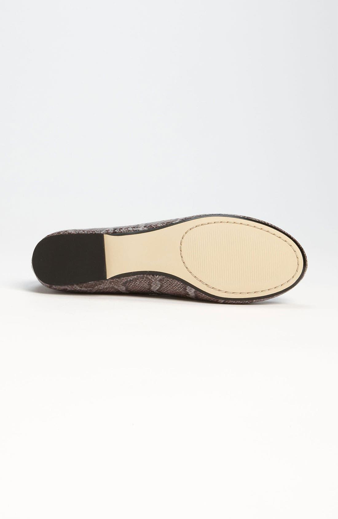 Alternate Image 4  - Nine West 'Panto' Loafer