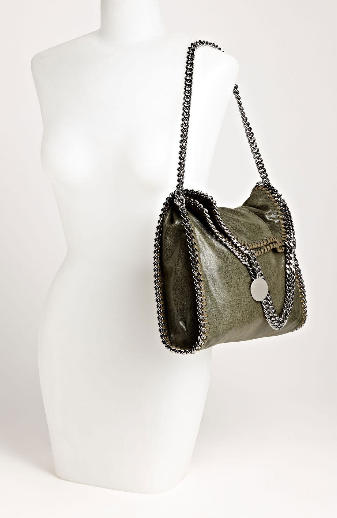 Alternate Image 2  - Stella McCartney 'Falabella' Shaggy Deer Foldover Tote