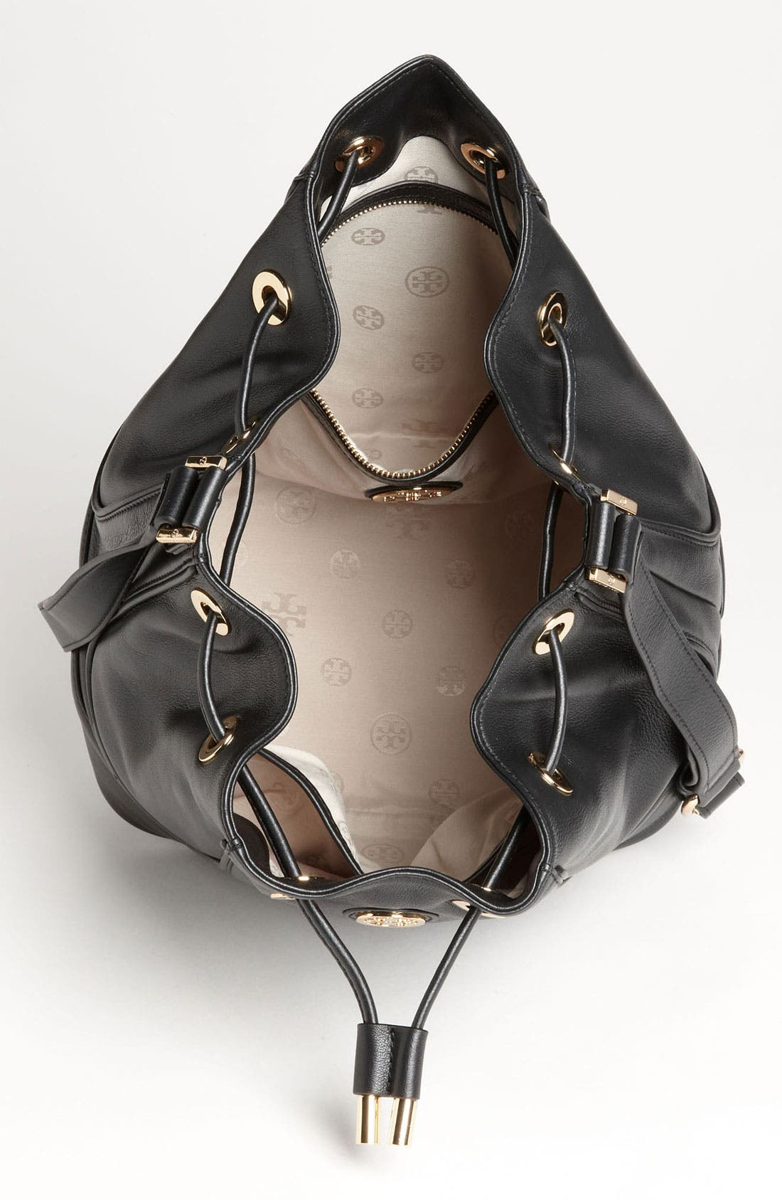 Alternate Image 3  - Tory Burch 'Daria' Drawstring Bucket Bag