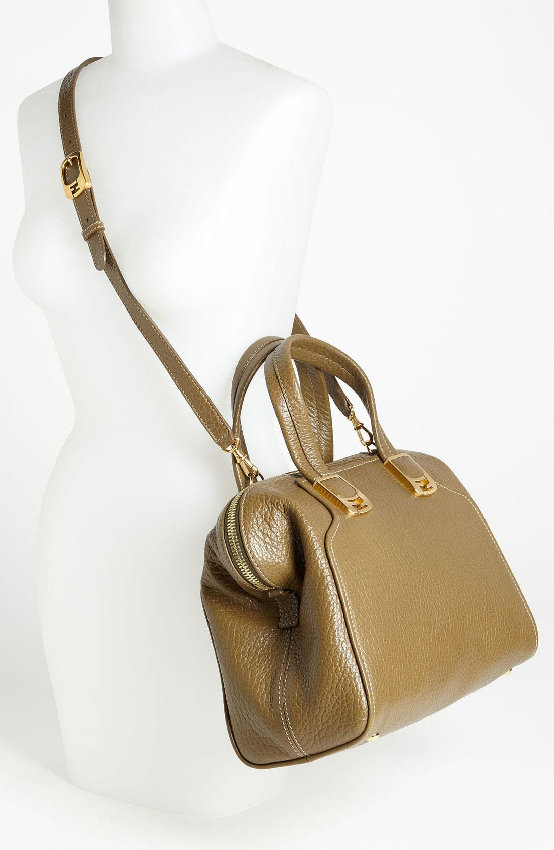 Alternate Image 2  - Fendi 'Chameleon - Small' Leather Tote