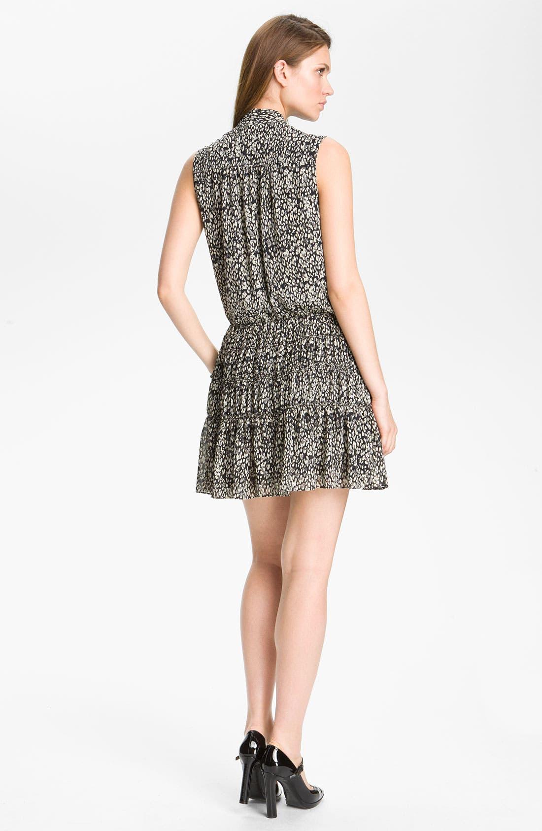 Alternate Image 2  - Mcginn Leopard Print Dress