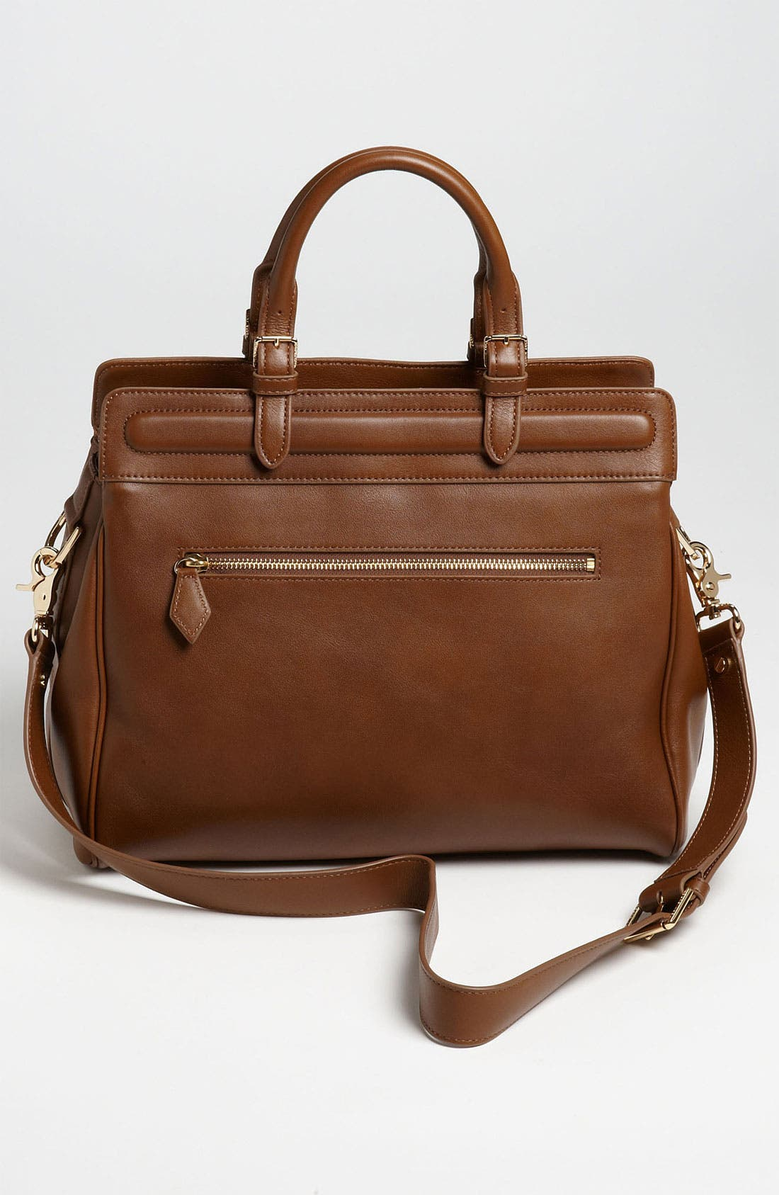 Alternate Image 4  - Tory Burch 'Daria' Leather Satchel