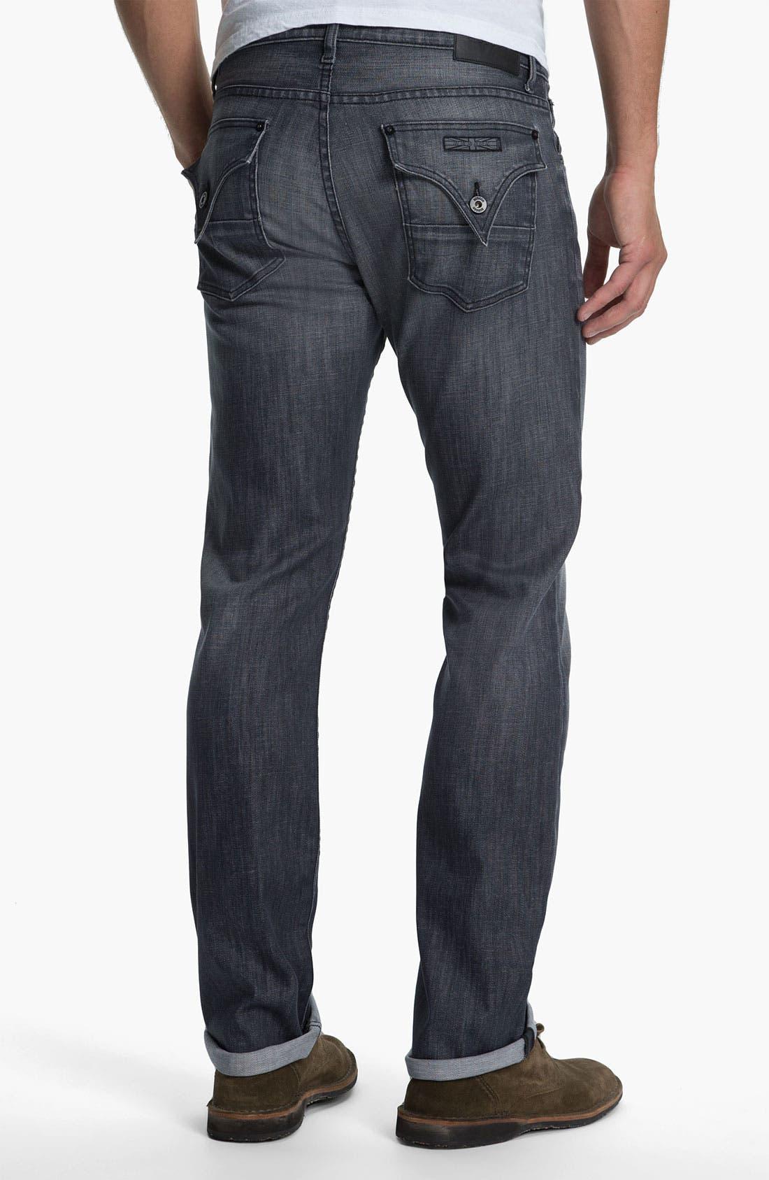 Alternate Image 1 Selected - Hudson Jeans 'Byron' Straight Leg Jeans (Virage)