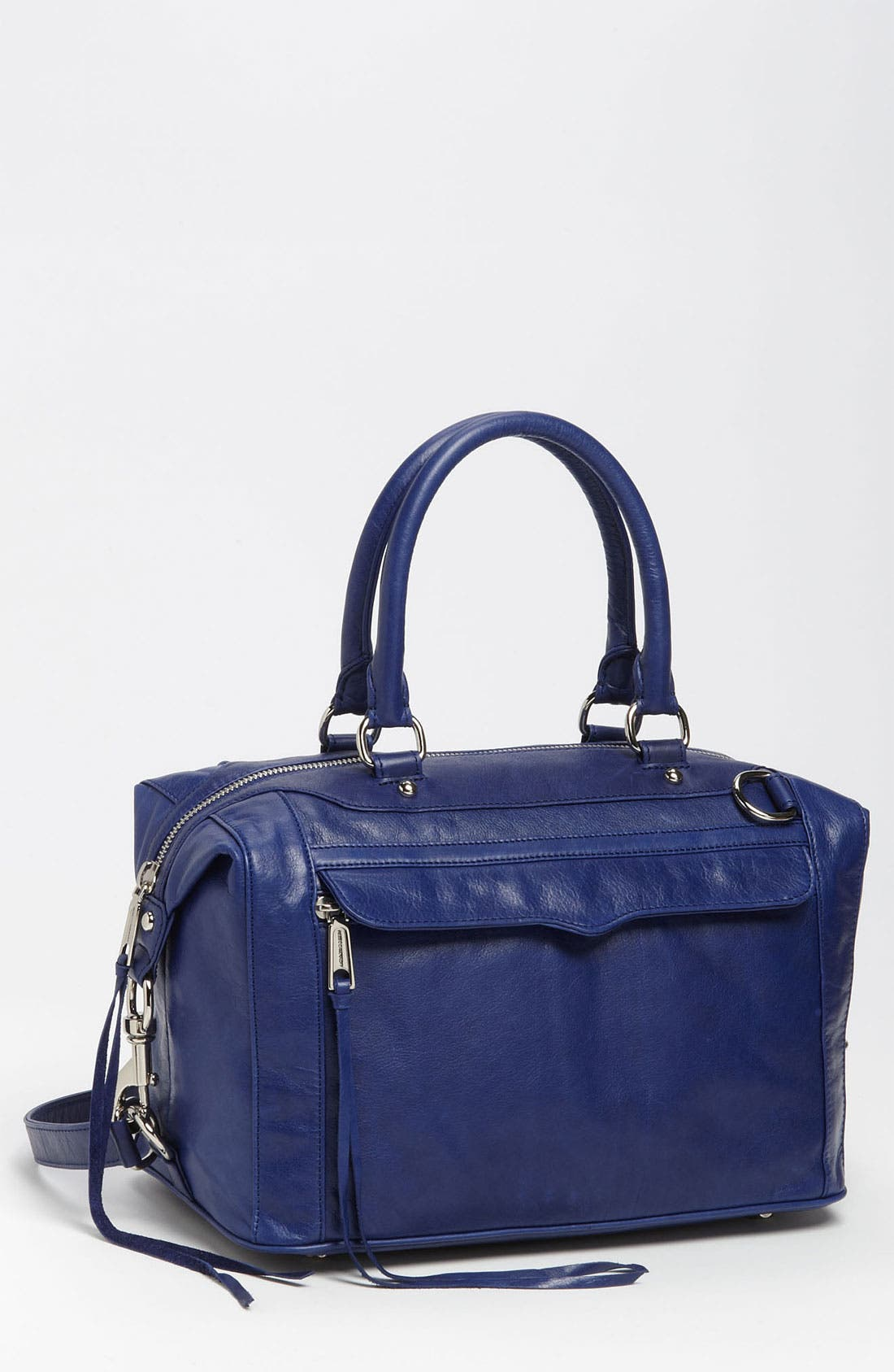 Alternate Image 1 Selected - Rebecca Minkoff 'MAB' Leather Satchel