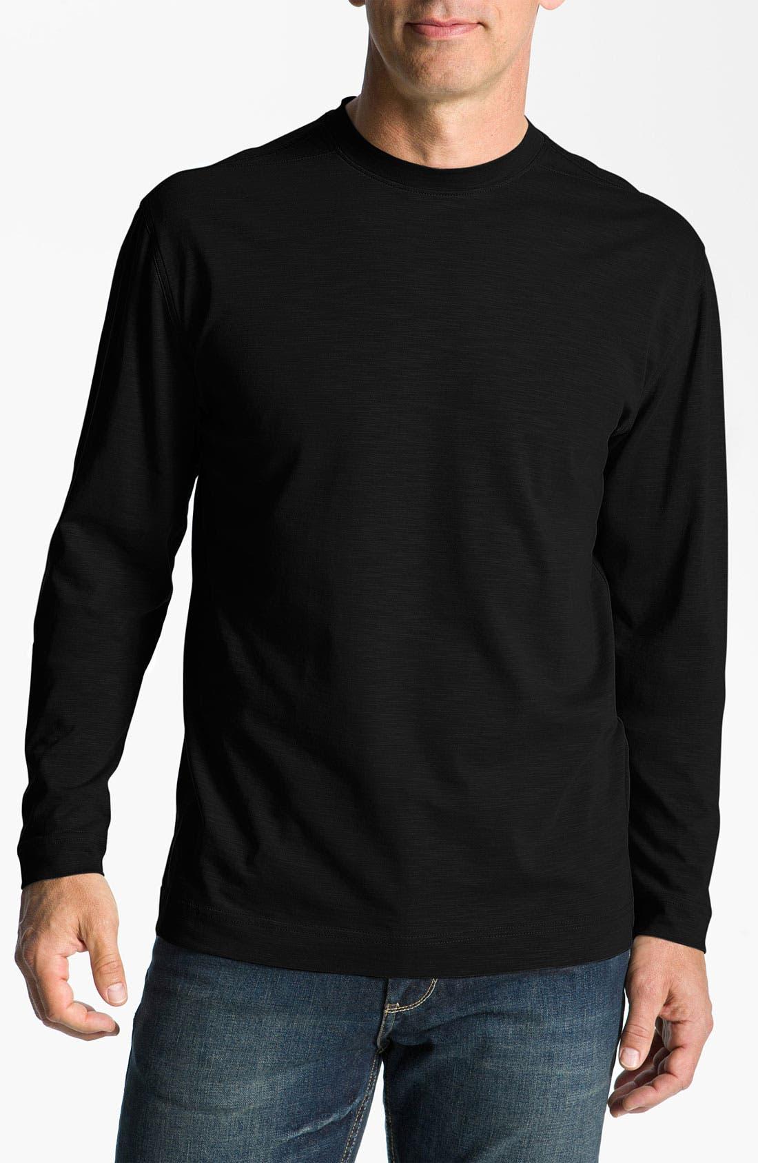 Alternate Image 1 Selected - Cutter & Buck 'Winthrop' T-Shirt (Big & Tall)