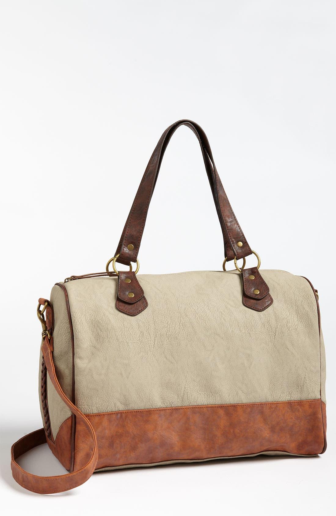 Alternate Image 1 Selected - Lulu Barrel Bag