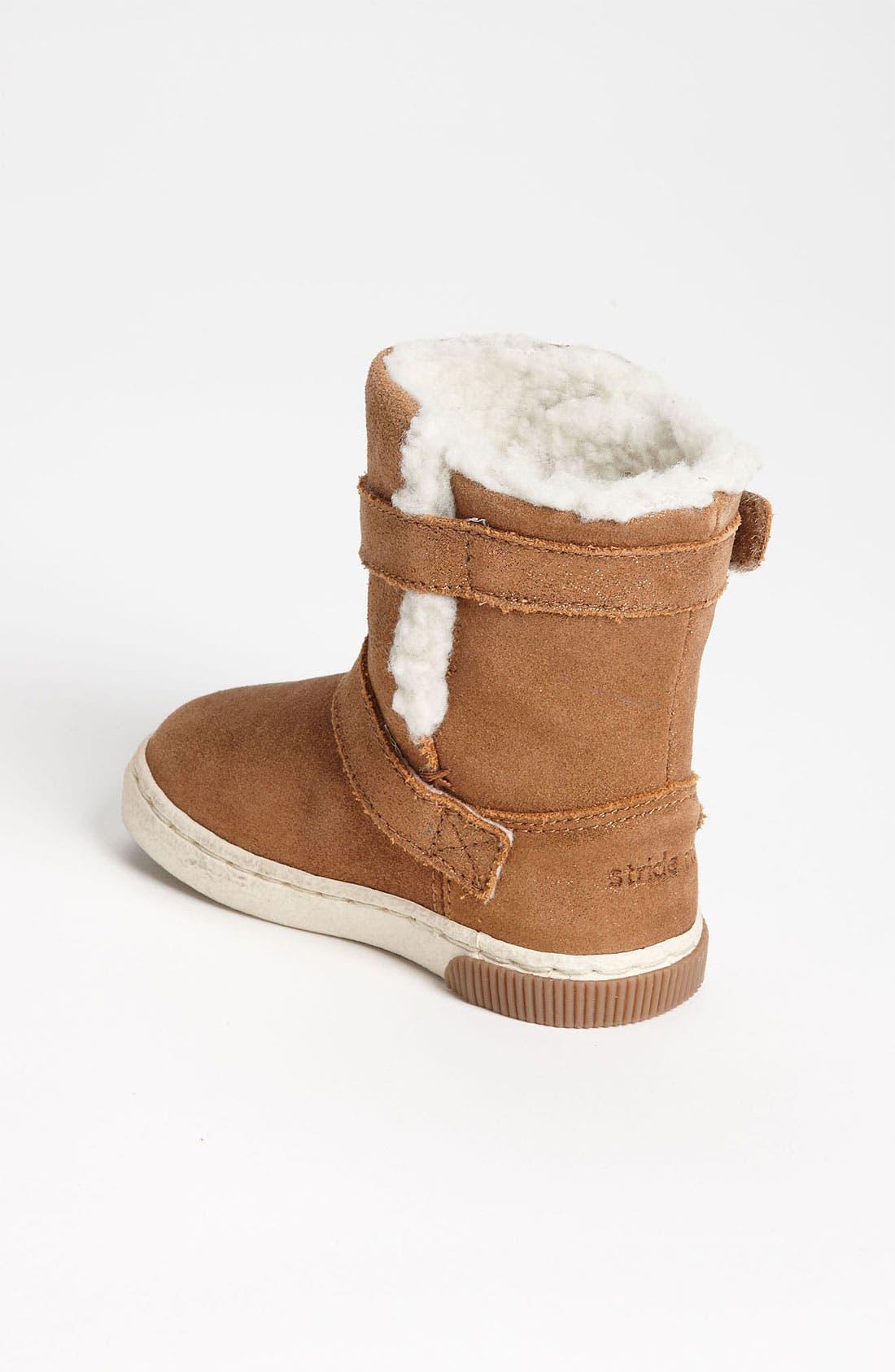 Alternate Image 2  - Stride Rite 'Safi' Boot (Baby, Walker & Toddler)