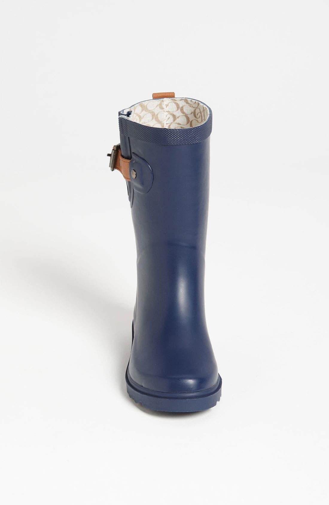 Alternate Image 3  - Chooka Rubber Rain Boot (Toddler, Little Kid & Big Kid)